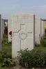 Headstone of Private Thornton Sheehy (31187). Tyne Cot Cemetery, Zonnebeke, West-Vlaanderen, Belgium. New Zealand War Graves Trust (BEEG1773). CC BY-NC-ND 4.0.
