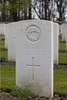 Headstone of Private William Flowers (42797). Buttes New British Cemetery, Polygon Wood, Zonnebeke, West-Vlaanderen, Belgium. New Zealand War Graves Trust (BEAR6330). CC BY-NC-ND 4.0.