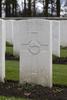 Headstone of Rifleman William Cecil Travis (49031). Buttes New British Cemetery, Polygon Wood, Zonnebeke, West-Vlaanderen, Belgium. New Zealand War Graves Trust (BEAR6460). CC BY-NC-ND 4.0.