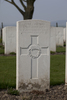 Headstone of Private Arthur McQuilken (27328). Messines Ridge British Cemetery, Mesen, West-Vlaanderen, Belgium. New Zealand War Graves Trust (BECT5907). CC BY-NC-ND 4.0.