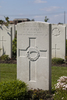 Headstone of Lance Corporal Andrew Keir Paisley (8/2693). Poelcapelle British Cemetery, Langemark-Poelkapelle, West-Vlaanderen, Belgium. New Zealand War Graves Trust (BEDJ8903). CC BY-NC-ND 4.0.