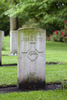 Headstone of Flight Lieutenant John Antony Coulson Fowler (415439). Adegem Canadian War Cemetery, Belgium. New Zealand War Graves Trust (BEAA0541). CC BY-NC-ND 4.0.