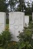 Headstone of Private Allan Hunt Barclay (29723). Grootebeek British Cemetery, Poperinge, West-Vlaanderen, Belgium. New Zealand War Graves Trust (BEBL1175). CC BY-NC-ND 4.0.