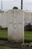 Headstone of Private John Sheehan (11957). Haringhe (Bandaghem) Military Cemetery, Poperinge, West-Vlaanderen, Belgium. New Zealand War Graves Trust (BEBP2179). CC BY-NC-ND 4.0.