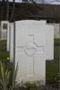 Headstone of Corporal George Neal (2311763). Oxford Road Cemetery, Ieper, West-Vlaanderen, Belgium. New Zealand War Graves Trust (BEDE6164). CC BY-NC-ND 4.0.