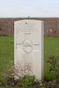 Headstone of Rifleman Robert Amner (28411). La Plus Douve Farm Cemetery, Comines-Warneton, Hainaut, Belgium, Belgium. New Zealand War Graves Trust (BECF0425). CC BY-NC-ND 4.0.