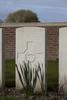 Headstone of Corporal Gordon Stanley Simpson (21903). Aeroplane Cemetery, Ieper, West-Vlaanderen, Belgium. New Zealand War Graves Trust (BEAC6193). CC BY-NC-ND 4.0.