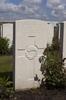 Headstone of Rifleman Thomas Gurnett (15364). Passchendaele New British Cemetery, Zonnebeke, West-Vlaanderen, Belgium. New Zealand War Graves Trust (BEDF9116). CC BY-NC-ND 4.0.