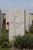 Headstone of Private Thornton Sheehy (31187). Tyne Cot Cemetery, Zonnebeke, West-Vlaanderen, Belgium. New Zealand War Graves Trust (BEEG1774). CC BY-NC-ND 4.0.