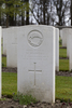 Headstone of Private William Flowers (42797). Buttes New British Cemetery, Polygon Wood, Zonnebeke, West-Vlaanderen, Belgium. New Zealand War Graves Trust (BEAR6331). CC BY-NC-ND 4.0.