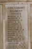 Headstone of Private Alexander Macdonald (58568). Buttes New British Cemetery (N.Z.) Memorial, Polygon Wood, Zonnebeke, West-Vlaanderen, Belgium. New Zealand War Graves Trust (BEAQ6288). CC BY-NC-ND 4.0.