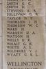 Headstone of Private Arthur Richard Stevens (41659). Buttes New British Cemetery (N.Z.) Memorial, Polygon Wood, Zonnebeke, West-Vlaanderen, Belgium. New Zealand War Graves Trust (BEAQ6265). CC BY-NC-ND 4.0.