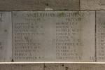 Headstone of Private George Bartley (15470). Messines Ridge (N.Z.) Memorial, Mesen, West-Vlaanderen, Belgium. New Zealand War Graves Trust (BECS6013). CC BY-NC-ND 4.0.