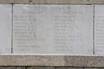 Headstone of Rifleman Roy Ewen Blair (12346). Messines Ridge (N.Z.) Memorial, Mesen, West-Vlaanderen, Belgium. New Zealand War Graves Trust (BECS5991). CC BY-NC-ND 4.0.
