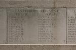 Headstone of Private George William Cook (6/3662). Messines Ridge (N.Z.) Memorial, Mesen, West-Vlaanderen, Belgium. New Zealand War Graves Trust (BECS6014). CC BY-NC-ND 4.0.