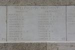 Headstone of Private Joseph Ryan (29492). Messines Ridge (N.Z.) Memorial, Mesen, West-Vlaanderen, Belgium. New Zealand War Graves Trust (BECS5987). CC BY-NC-ND 4.0.