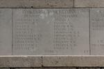 Headstone of Private Thomas Henry Sheridan (27720). Messines Ridge (N.Z.) Memorial, Mesen, West-Vlaanderen, Belgium. New Zealand War Graves Trust (BECS5885). CC BY-NC-ND 4.0.