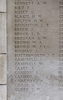 Headstone of Private John Breen (8/3498). Tyne Cot Memorial, Zonnebeke, West-Vlaanderen, Belgium. New Zealand War Graves Trust (BEEH7899). CC BY-NC-ND 4.0.
