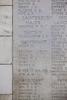 Headstone of Second Lieutenant Alexander Deans (27693). Tyne Cot Memorial, Zonnebeke, West-Vlaanderen, Belgium. New Zealand War Graves Trust (BEEH7882). CC BY-NC-ND 4.0.