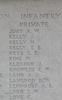 Headstone of Private George Herbert Lyford (29428). Tyne Cot Memorial, Zonnebeke, West-Vlaanderen, Belgium. New Zealand War Graves Trust (BEEH7919). CC BY-NC-ND 4.0.
