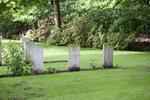 Headstone of Flight Lieutenant John Antony Coulson Fowler (415439). Adegem Canadian War Cemetery, Belgium. New Zealand War Graves Trust (BEAA0544). CC BY-NC-ND 4.0.