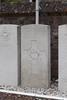 Headstone of Flight Sergeant Douglas Joseph Ashby-Peckham (404092). Langdorp Churchyard, Aarschot, Vlaams-Brabant, Belgium. New Zealand War Graves Trust (BECG9641). CC BY-NC-ND 4.0.