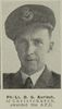 Portrait of Flight Lieutenant Donald Geoffrey Aurisch, Auckland Weekly News, 17 October 1945. Auckland Libraries Heritage Collections AWNS-19451017-26-21. Image is subject to copyright restrictions.