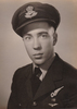 Photograph of Flight Lieutenant Charles Fredrick Peter Brown. Image kindly provided by Catherine (September 2019). Image may be subject to copyright restrictions.