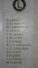 Auckland War Memorial Museum, South African War 1899-1902 Names Laing, R. - Lynch, W. (digital photo J. Halpin 2011)