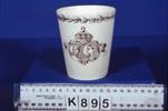 beaker, commemorative - for the Golden Jubilee (50...