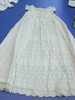 christening gown, locality: New Zealand.  94 year...