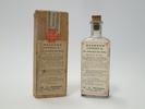 pharmaceutical bottle, Hearne's Liniment glass bot...