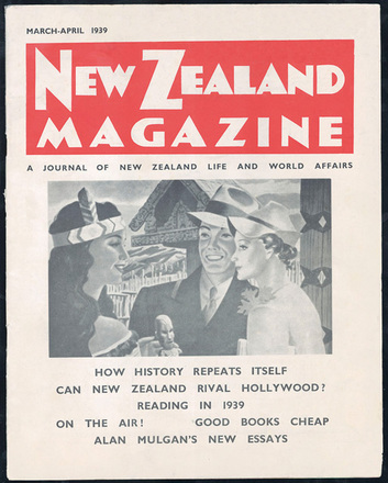 The New Zealand magazine
