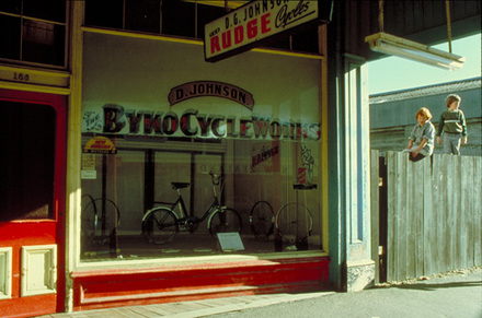 Byko Cycleworks, Westport.