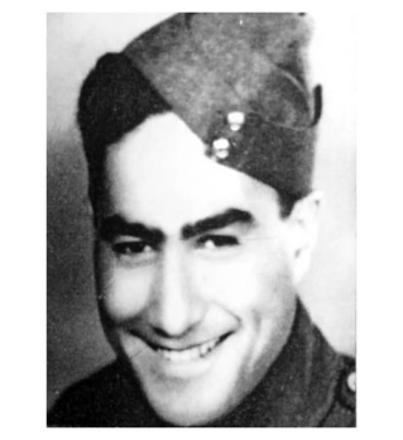 Matekino Charles Goldsmith # 65278 28th Maori Battalion