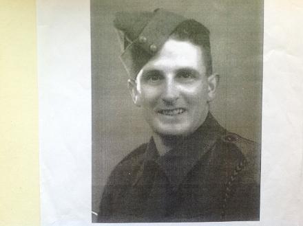 Taken in uniform