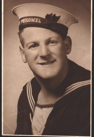 Portrait of Noel Mudford (s/n N.Z.D 2090)