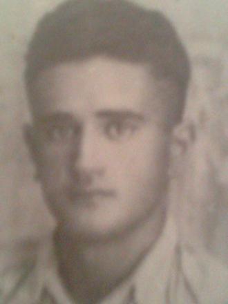 My Grandfather Takena (Duncan) Houia.