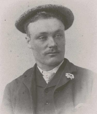 Photo taken prior to Anglo  Boer War.