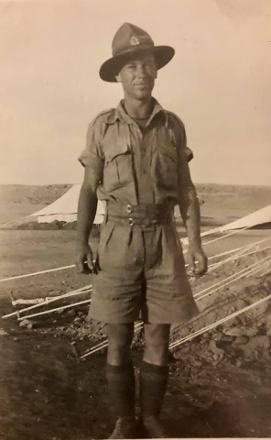 William George Nicholson WWII 32894