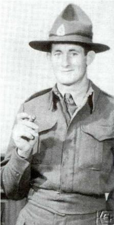 Taken on Feb 18th 1941 along with Trooper Shepherd and Office Ballantyne