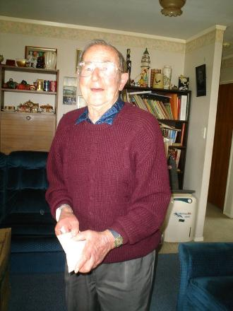 Neale, my grandfather