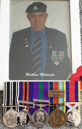 Matthew MOKARAKA - 2 NZ Regt (59/61)