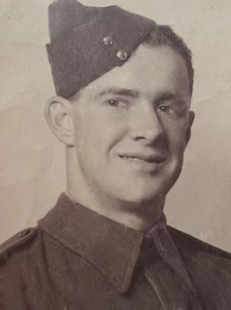 Michael Louis (Mick) Crequer Jr, circa 1942