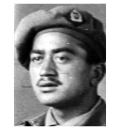 Private Kingi Kahaki, who embarked with the 12th Reinforcements.