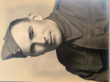 Photo probably taken 1939