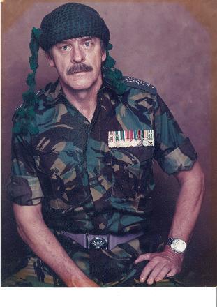 Captain James W Farmer