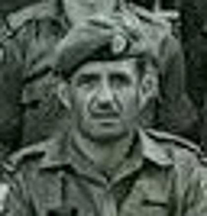 463493 Graeme Cecil FAULKNER, BV, V52. April 1970, Nee Soon Garrison, Singapore. 2 Platoon, Victor 5 Company.