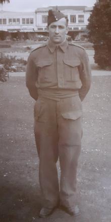 Photograph of John Allan Macpherson.