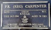 Memorial Plaque - No known copyright restrictions.